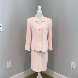Vintage Christian Dior Skirt Suit